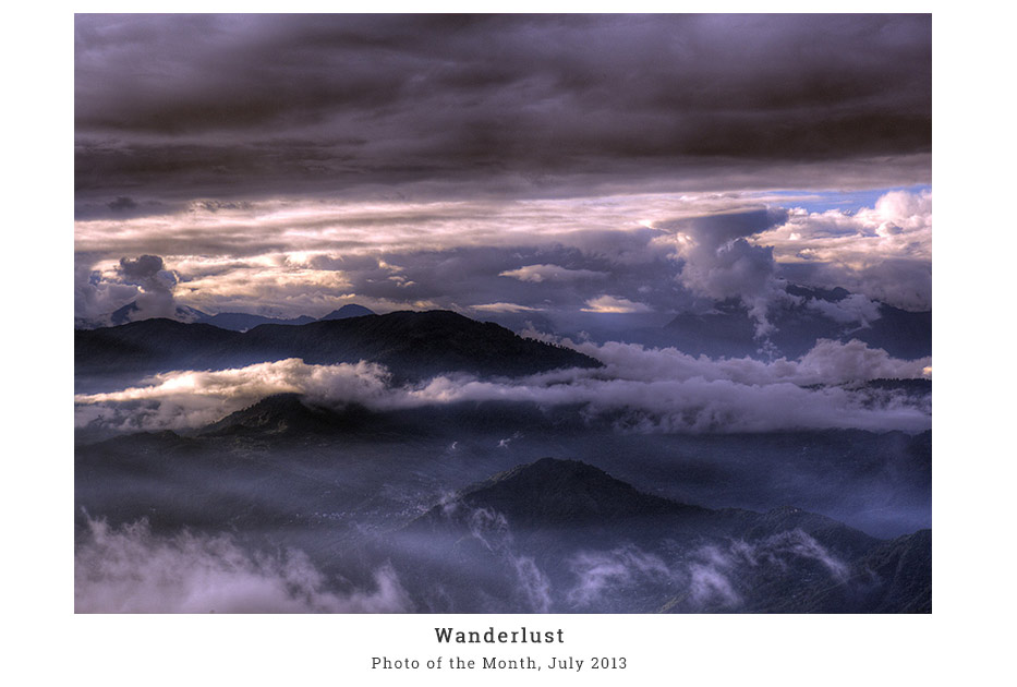 Wanderlust Magazine photo of the month Jamie Furlong